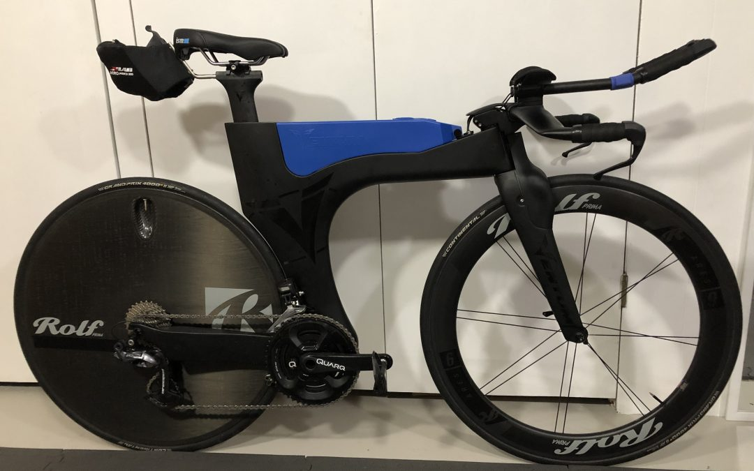 I just dropped 6 minutes off my Ironman bike split – Thanks Ventum!