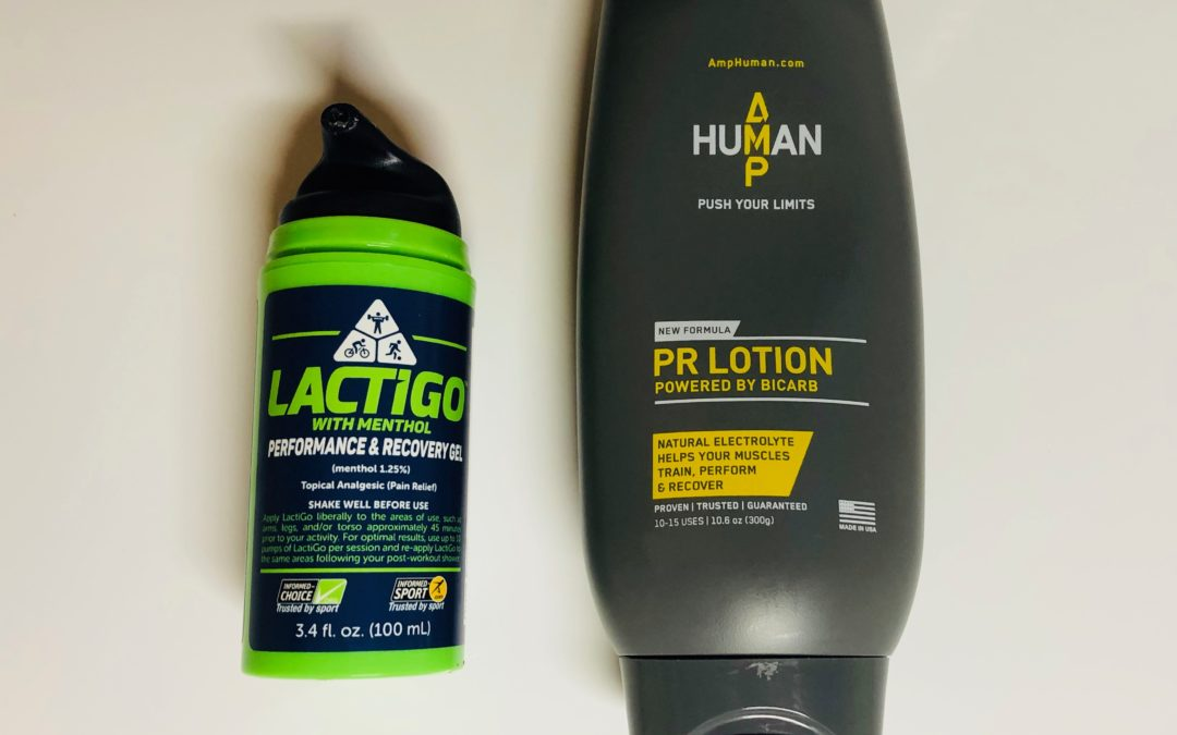 AmpHuman PR Lotion & Lactigo Gel:  Do they work?!